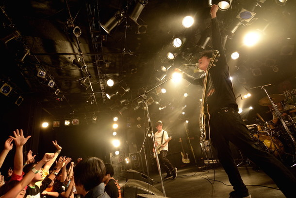 Northern19「MESSENGER tour」東京・渋谷CLUB QUATTRO公演の様子。(撮影:半田安政[showcase])