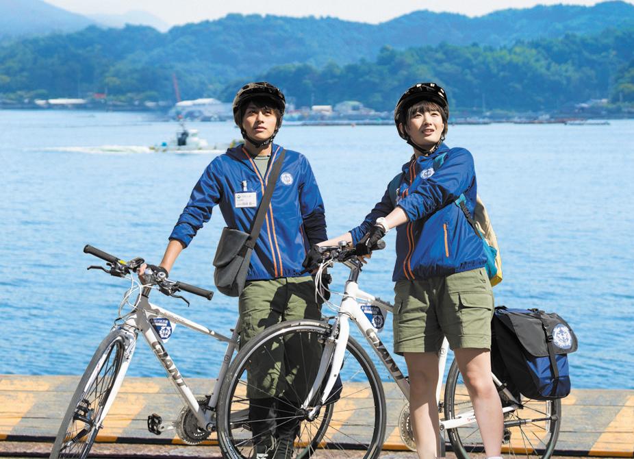 (C)2016「海すずめ」製作委員会
