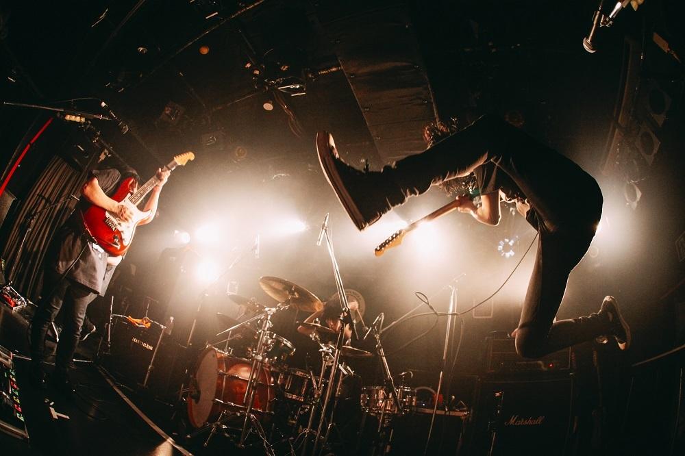 ヒトリエ  photo by:西槇太一