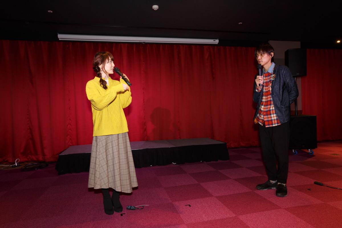 全員が悔しがったゲームの解説あとは花澤香菜と吉田アナのトーク