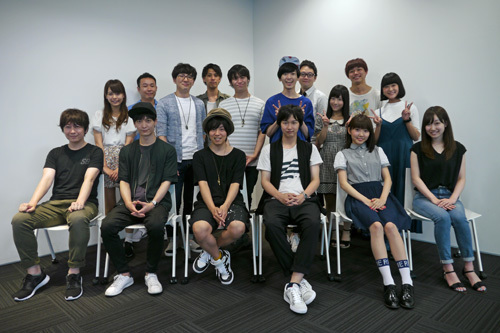 『TRICKSTER-江戸川乱歩「少年探偵団」より-』キャスト陣