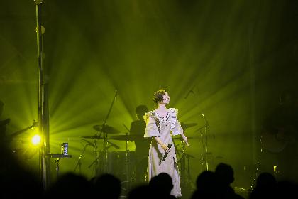 坂本真綾  「今、唄いたい曲」を詰め込んだ約2年ぶりのライブツアー『ALL CLEAR』が開幕! オフィシャルレポート到着