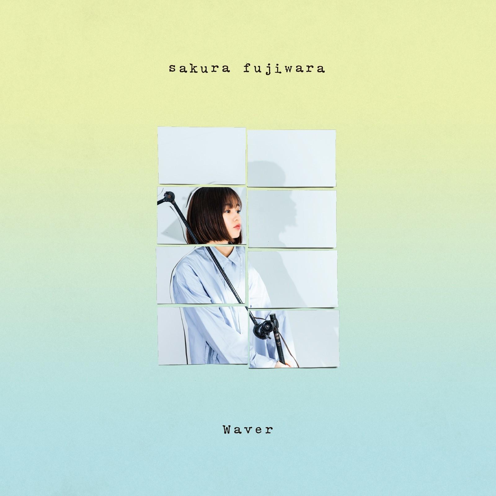 デジタルシングル「Waver」ジャケット