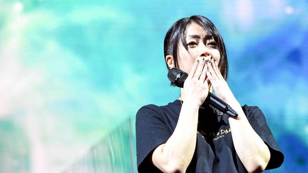 『Hikaru Utada Laughter in the Dark Tour 2018』