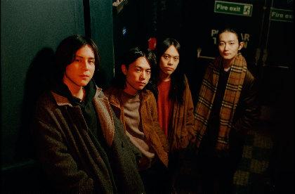 DYGL、約1年ぶりの新曲「A Paper Dream」を3月に配信リリース決定