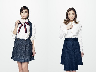 AAAの宇野実彩子&伊藤千晃(MisaChia) 新曲「ココア」MV&オフショットムービー公開