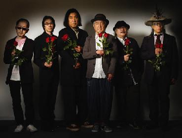 ムーンライダーズが「活動休止の休止」、秋に7公演のツアー開催