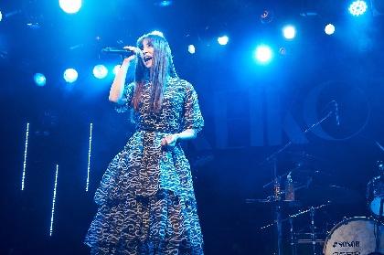 KEIKO ソロデビュー初となるライブで歌い上げた「未来の話を語る」音楽