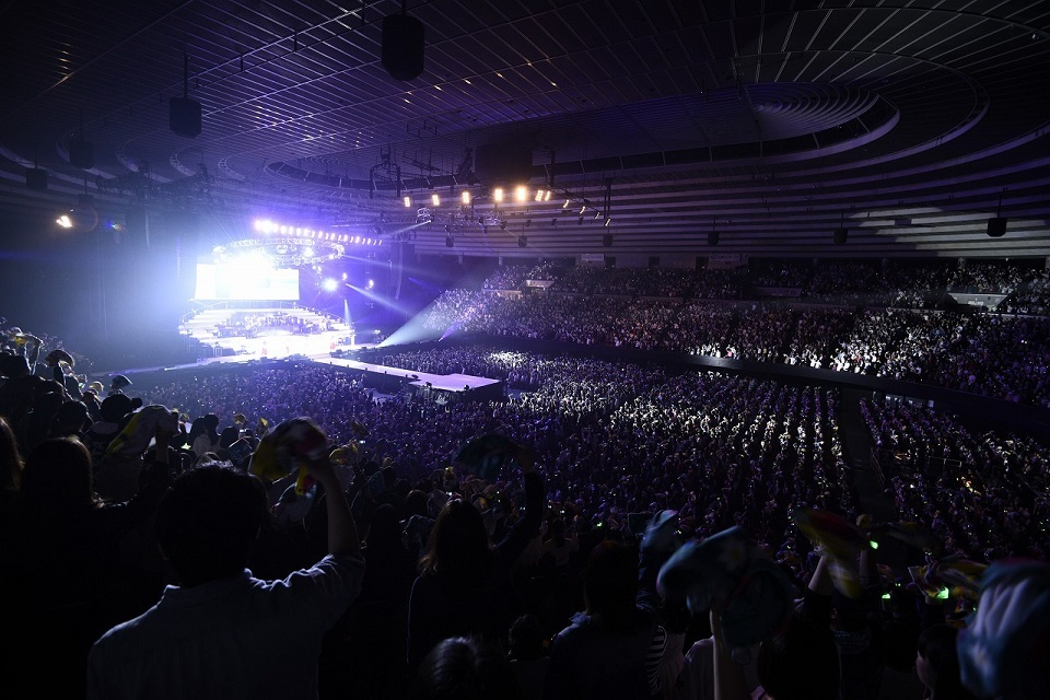 『Little Glee Monster Arena Tour 2018 - juice !!!!!』 大阪城ホール