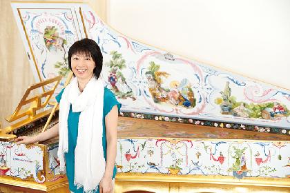 曽根麻矢子(チェンバロ)クープラン一族の音楽が醸す高貴な薫り