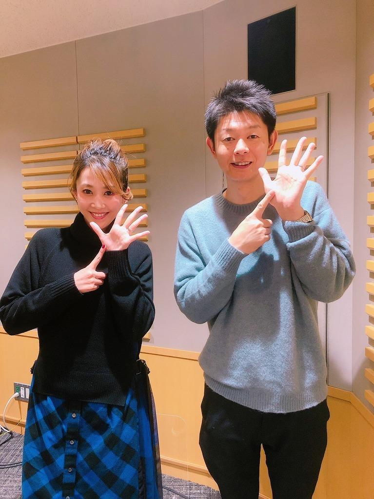 (左から)龍真咲、島田秀平