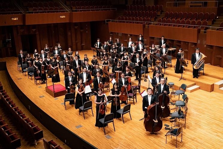 日本センチュリー交響楽団をよろしくお願いします   (c)Masaharu Eguchi