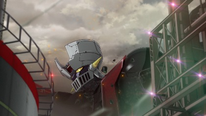 『劇場版 マジンガーZ』リアル世代の吉川晃司がEDテーマを書き下ろし「持てる力は全て出した」渾身の一曲