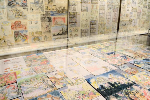 平成狸合戦ぽんぽこ (C)1994  畑事務所・Studio Ghibli・NH