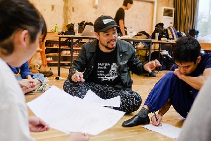 銀座九劇アカデミア見学レポート ベッド&メイキングス 富岡晃一郎&福原充則のワークショップに笑いが生まれるプロセスをみた