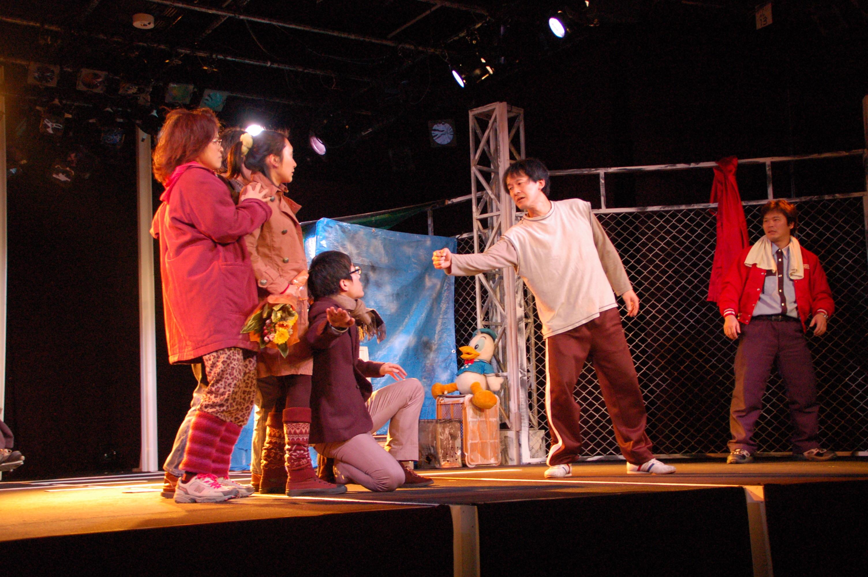 第11回公演『黄昏の犬たち~ぼちぼちいこか外伝』(2010年) 作・演出:岩崎正裕(劇団太陽族)