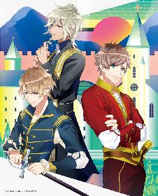 TVアニメ『A3!』Blu-ray&DVD第2巻のジャケットと封入特典のドラマCD試聴動画を公開