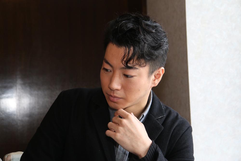 矢崎広「ドッグファイト」