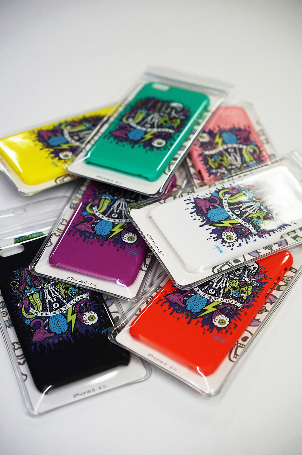 AIR JAM×UNGREEPER iPhone6 case A
