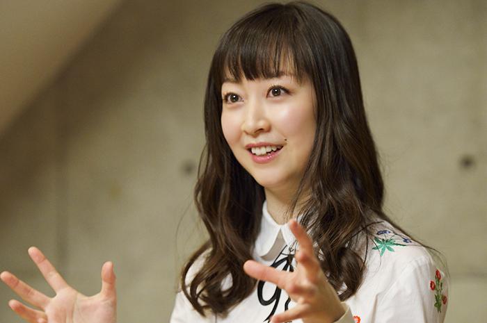 婚約者の言動に揺れるマジメOLに扮する黒川智花に、『サクラパパオー』の楽しみ方を聞いた!
