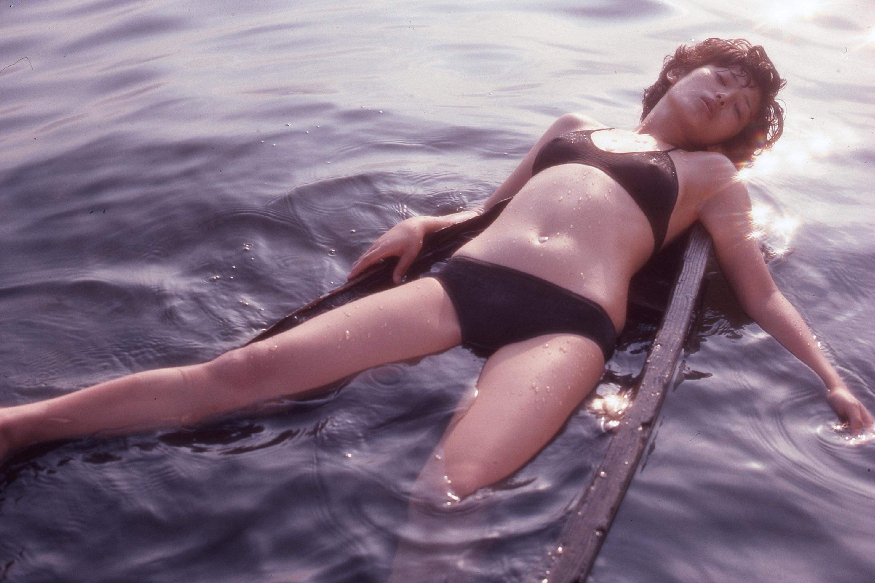 山口百恵 1977年