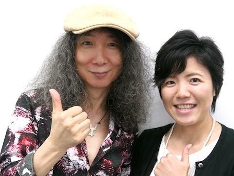 左:山本恭司 右:豊田美緒(読売新聞 大阪本社 文化事業部)