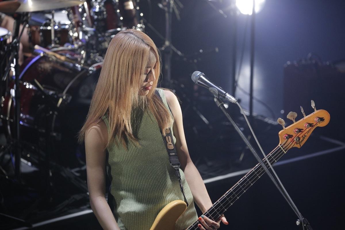 the peggies 撮影=Wataru Nishida(WATAROCK) 、Amiri Kawabe(WATAROCK)