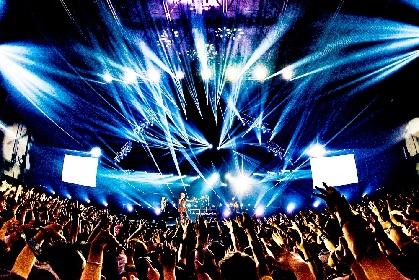 ONE OK ROCK、全国ツアーが新潟より開幕