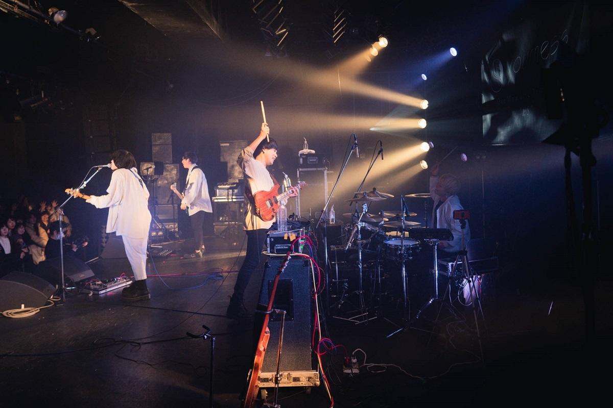 ユアネス Photo by Kisa Nakamura