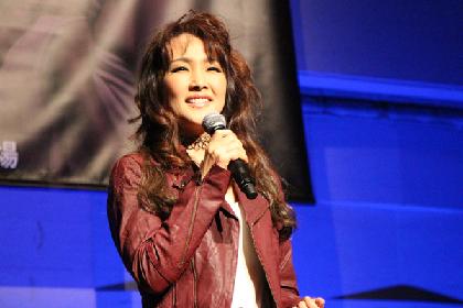 濱田めぐみが人生初のソロミュージカルに「脳みそがパンパンです」!『Tell Me on a Sunday』製作発表レポート