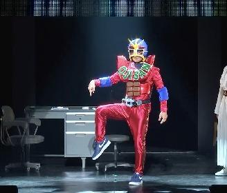 内村光良によるライブ『内村文化祭』 オンライン配信にて初開催が決定