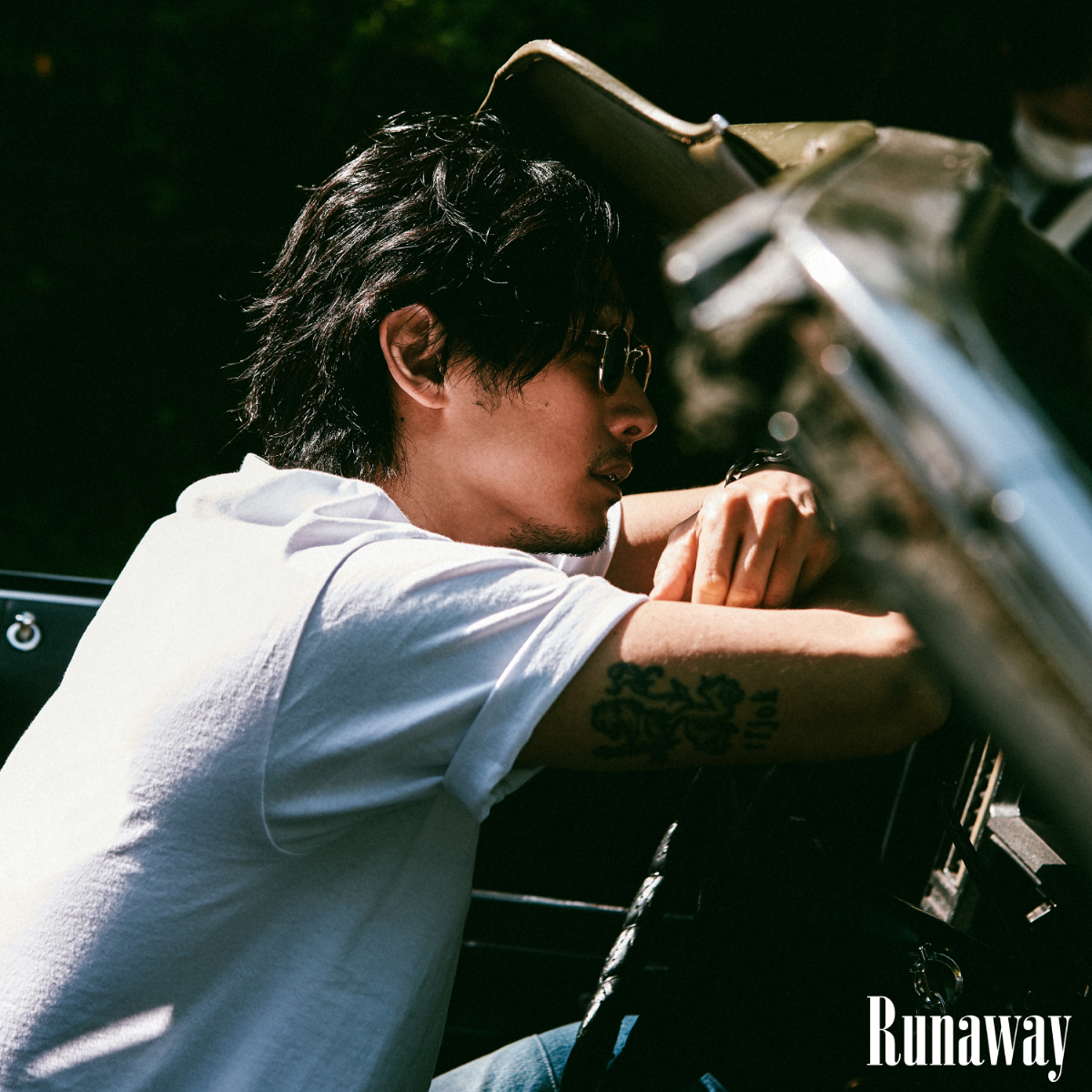 「Runaway」ジャケット