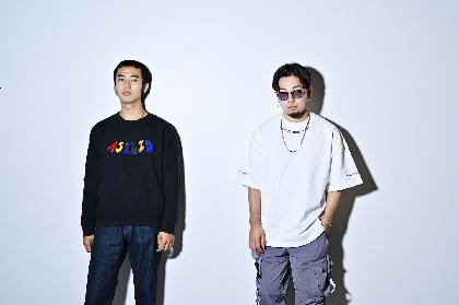 WONK・荒田洸×HIMI 初対談  「一番音楽の趣味が合う」マルチなミュージシャンふたりならではの音楽談義とは?