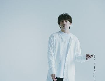 高橋優、初の眼鏡なしアーティスト写真&ジャケット写真を公開
