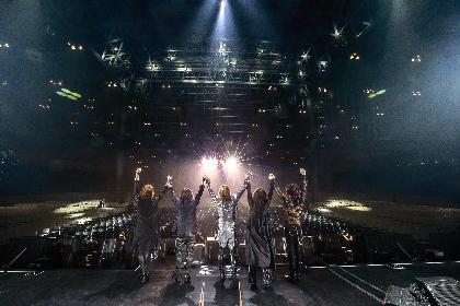"""X JAPAN 台風の影響で中止となった日本公演最終日の""""無観客ライブ""""をYOSHIKI CHANNELで限定配信"""