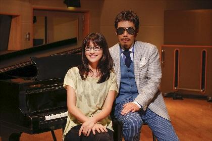 鈴木雅之 還暦記念&ソロ・デビュー30周年記念アルバムにアンジェラ・アキが初の楽曲提供