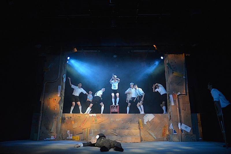 『十一人の少年』プレ公演より
