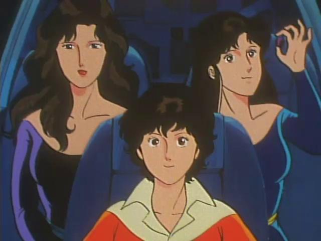(C)北条司/コアミックス・TMS 1983