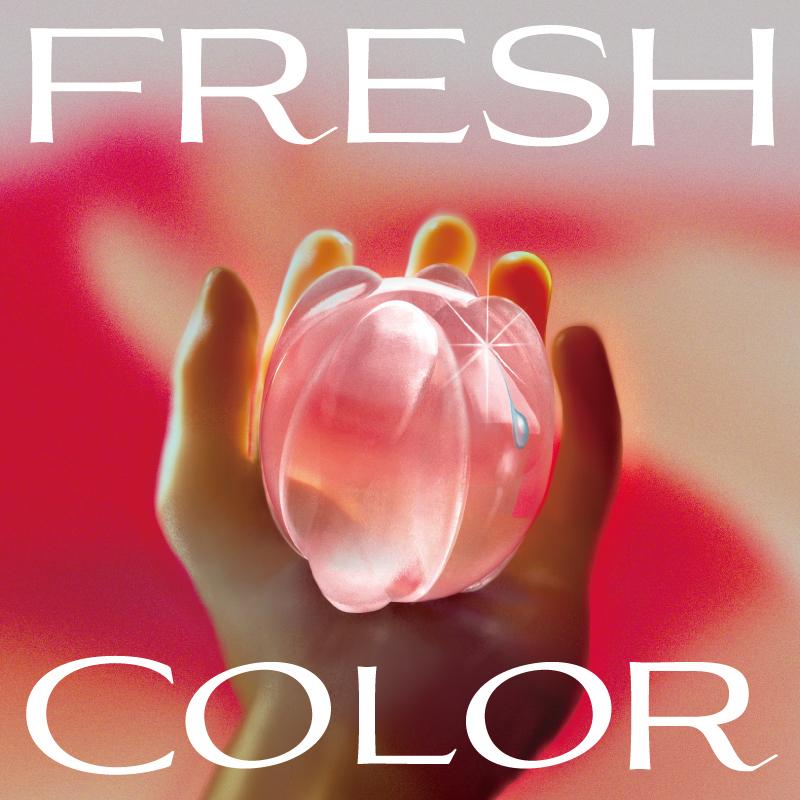 アバンティーズ 2ndアルバム『Fresh Color』