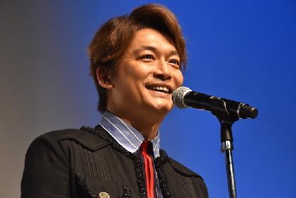 香取慎吾「新しいこと、始まってる」 企画展『ミュージアム・オブ・トゥギャザー』レセプションをレポート