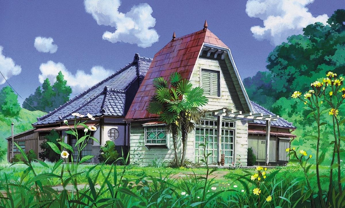となりのトトロ © 1988 Studio Ghibli