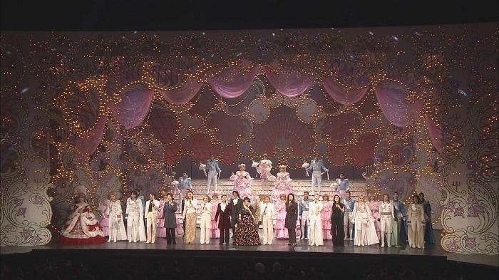 『ベルサイユのばら45』('19年・梅田芸術劇場・千秋楽)