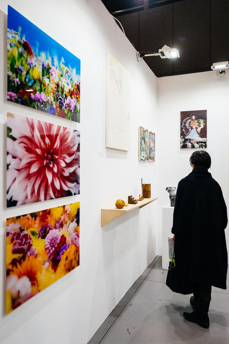 前回の「アートフェア東京」の様子 AFT2018 Photo : YosukeTakeda
