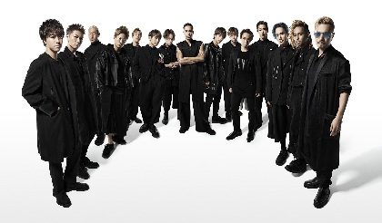EXILE 再始動後初のオリジナルアルバムで通算17作目のアルバム首位獲得!男性アーティスト歴代単独3位に