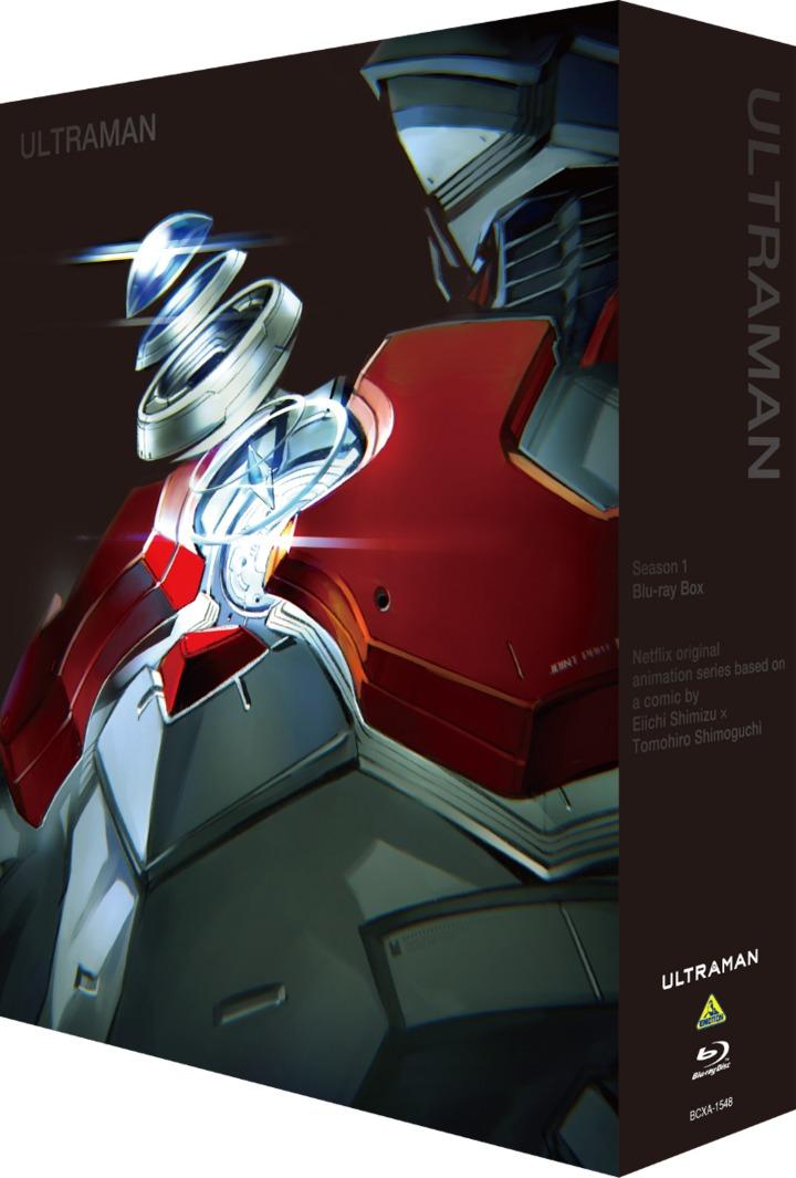 アニメ『ULTRAMAN』Blu-ray BOX くるみ BOX (c)円谷プロ (c)Eiichi Shimizu,Tomohiro Shimoguchi (c)ULTRAMAN 製作委員会