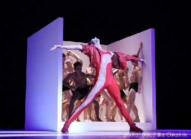 ベジャールがフレディ・マーキュリーに捧げた『バレエ・フォー・ライフ』を上野・東京国立博物館で野外シネマ上映