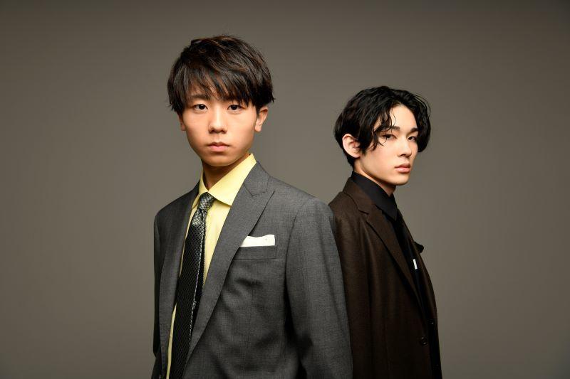 (左から)市川團子、市川染五郎 /(C)松竹