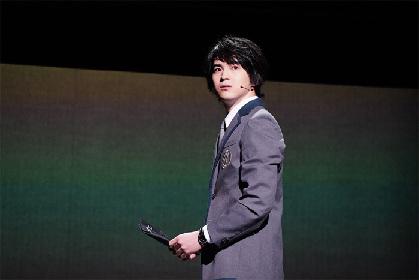 甲斐翔真が堂々ミュージカルデビュー『デスノート THE MUSICAL』ゲネプロレポート