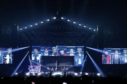 EXO、5度目のワールドツアー日本公演が宮城・セキスイハイムスーパーアリーナで閉幕