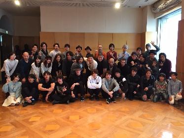 小西成弥、小澤廉らが舞台『ダイヤのA』の顔合わせで意気込みを語る